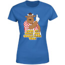 Bullseye Look At What You Could Have Won Women's T-Shirt - Royal Blue
