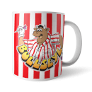 Bullseye Striped Mug
