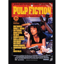 Pulp Fiction (Uma On Bed) Framed 30 x 40cm Print