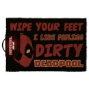 Deadpool (Dirty) Doormat