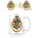 Harry Potter (Hogwarts Crest) Coffee Mug