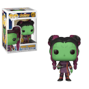 Figurine Pop! Gamora Jeune Avec Dague Infinity War Marvel