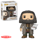 Figurine Pop! Hagrid avec Gateau - 15 cm - Harry Potter