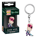 Rick and Morty Noob Noob Pop! Vinyl Keychain