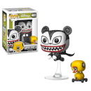 Nightmare Before Christmas Vampire Teddy Pop! Vinyl Figure