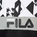 FILA X Liam Hodges Men's Crew Neck Sweatshirt - Black/White