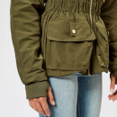 P.E Nation Women's The Streamline Jacket - Khaki