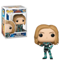 Marvel Captain Marvel Vers Pop! Vinyl Figure