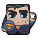 FoundMi DC Superman Rubber Key Chain Tracker