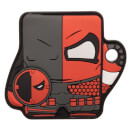 FoundMi DC Deathstroke Rubber Key Chain Tracker