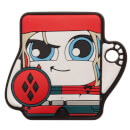 FoundMi DC Harley Quinn Rubber Key Chain Tracker