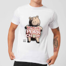 Toy Story Kung Fu Pork Chop Men's T-Shirt - White