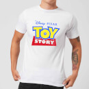 Toy Story Logo Men's T-Shirt - White