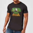 Toy Story Half Doll Half Spider Men's T-Shirt - Black