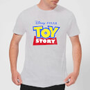 Toy Story Logo Men's T-Shirt - Grey