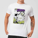 T-Shirt Homme Couverture de Comic Toy Story - Blanc