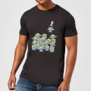 Toy Story The Claw Men's T-Shirt - Black