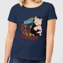 Toy Story Evil Oinker Women's T-Shirt - Navy