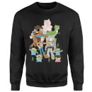 Toy Story Group Shot Sweatshirt - Black