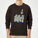 Toy Story The Claw Sweatshirt - Black