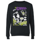 Toy Story Comic Cover Women's Sweatshirt - Black