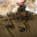Canada Goose Women's Rossclair Parka - Military Green