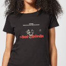 Hammer Horror Hound Of The Baskervilles Women's T-Shirt - Black