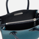 MICHAEL MICHAEL KORS Women's Mercer Medium Messenger Bag - Luxe Teal