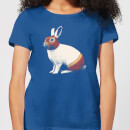 Florent Bodart Lapin Catcheur Women's T-Shirt - Royal Blue