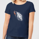Florent Bodart Space Art Women's T-Shirt - Navy