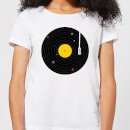 Florent Bodart Music Everywhere Women's T-Shirt - White