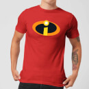 Incredibles 2 Logo Men's T-Shirt - Red