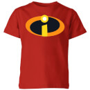 Incredibles 2 Logo Kids' T-Shirt - Red