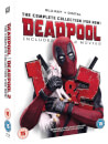 Deadpool 1&2 Doublepack