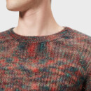 Lemaire Men's Mohair Sweater - Harlequin
