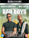 Bad Boys - 2 Disc 4K Ultra HD