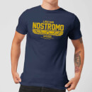 Alien USCSS Nostromo Men's T-Shirt - Navy