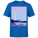 Munich Men's T-Shirt - Royal Blue