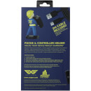 Fallout Collectable Vault Boy 76 8 Inch Cable Guy Controller and Smartphone Stand