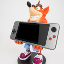 Crash Bandicoot Collectible XL 12 Inch Cable Guy Console Stand