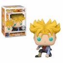 Figura Funko Pop! - Trunks Del Futuro - Dragon Ball Super EXC