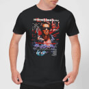 Terminator Japanese Movie Poster Men's T-Shirt - Black