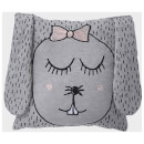 Ferm Living Little Ms. Rabbit Jersey Cushion