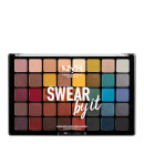 NYX Professional Makeup Swear by It Eye Shadow Palette