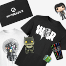 My Geek Box - Special Edition Box 2 - Women's - XL