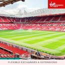 Manchester United Stadium Tour & Meal