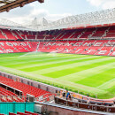 Manchester United Football Club Stadium Tour with Meal in the Red Café for Two