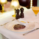 Three Course Dining Experience with Sides and Cocktail for Two at Marco Pierre White's London Steakhouse Co.