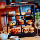 Italian Afternoon Tea with Fizz for Two at Marco Pierre White's Bardolino, Birmingham