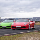 Double Supercar Blast Plus High Speed Passenger Ride and Photo